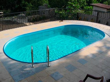 Do-it-yourself pool building