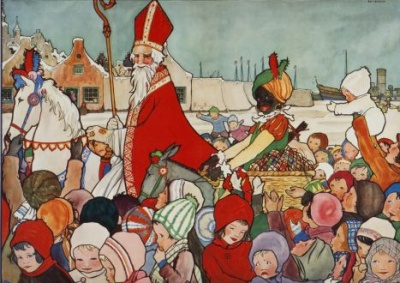 St. Nicholas Day in the Netherlands