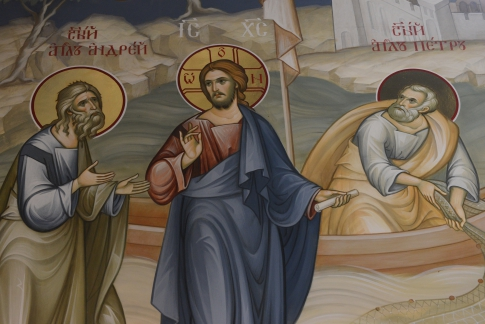 The vocation of Andrew and Peter