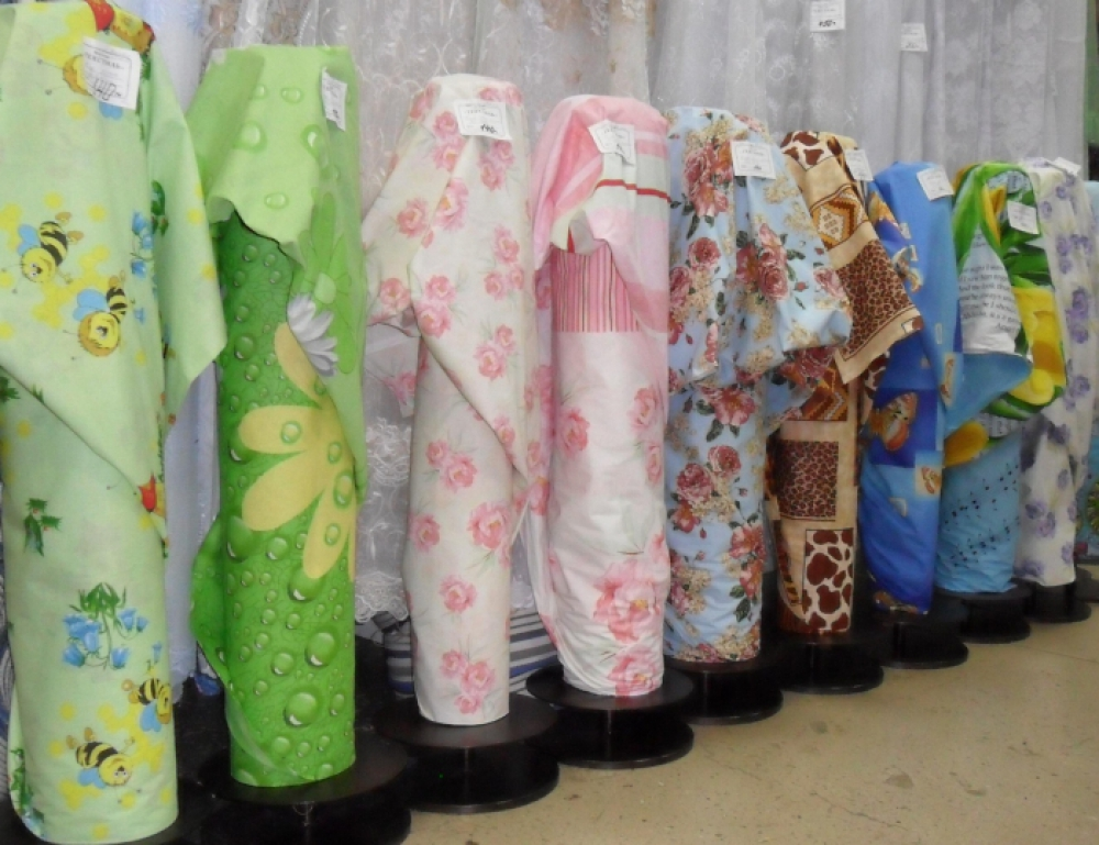 Fabrics for bed linen