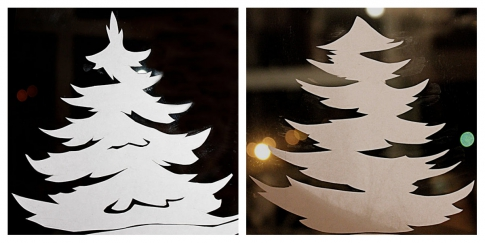Christmas tree patterns