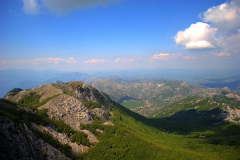 Lovcen: mountain with a view