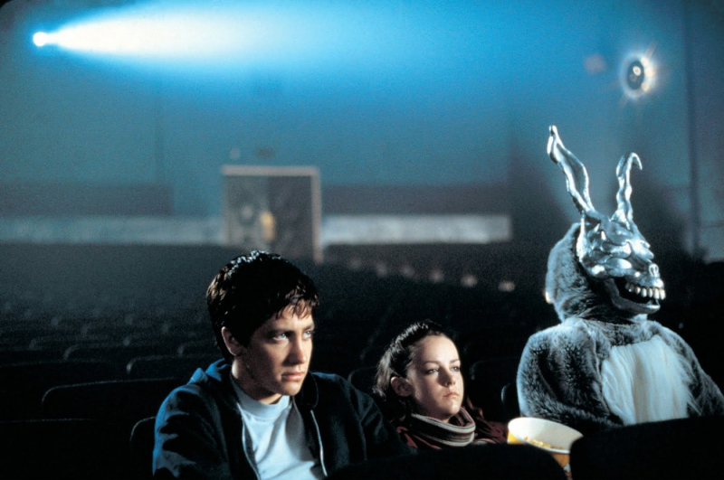 "Shot from the film ""Donnie Darko"""