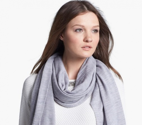 Scarf-tippet
