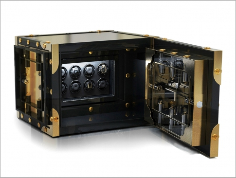 Growing demand for safes