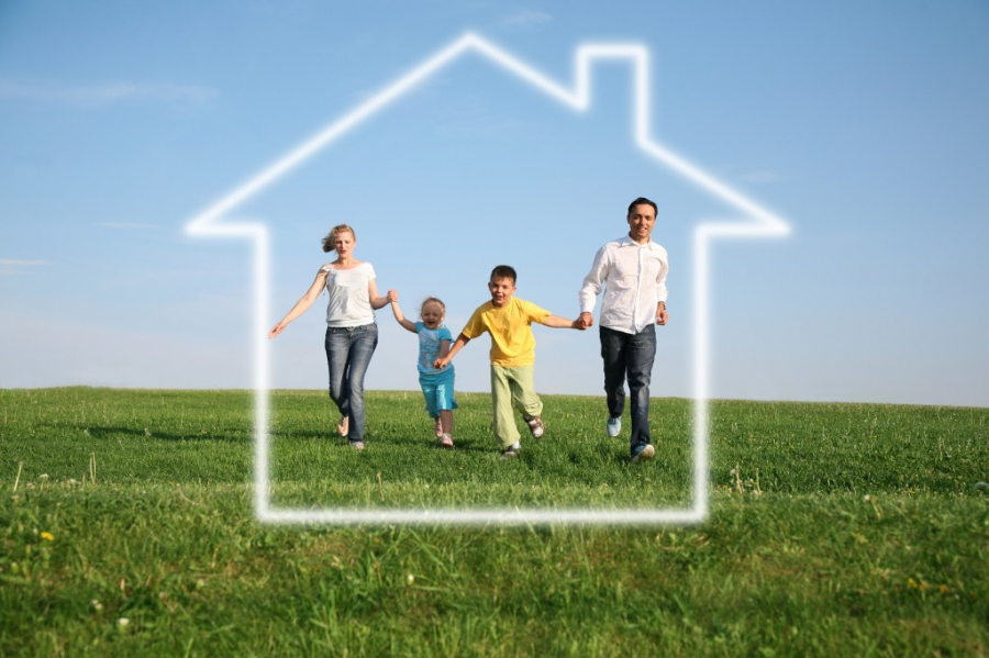 Housing a young family