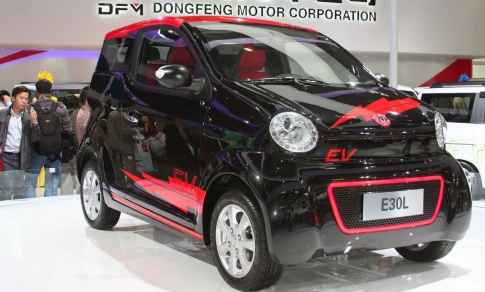 Baby Dongfeng E30L
