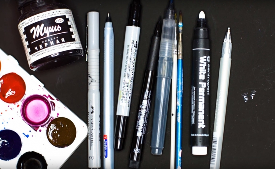 Pens and liners