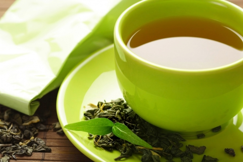 Healthy teas for blood thinning