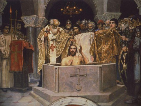 Why Prince Vladimir Equal to the Apostles adopted Christianity_2
