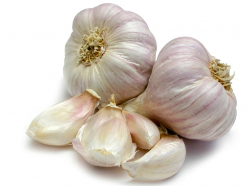 Garlic for blood thinning