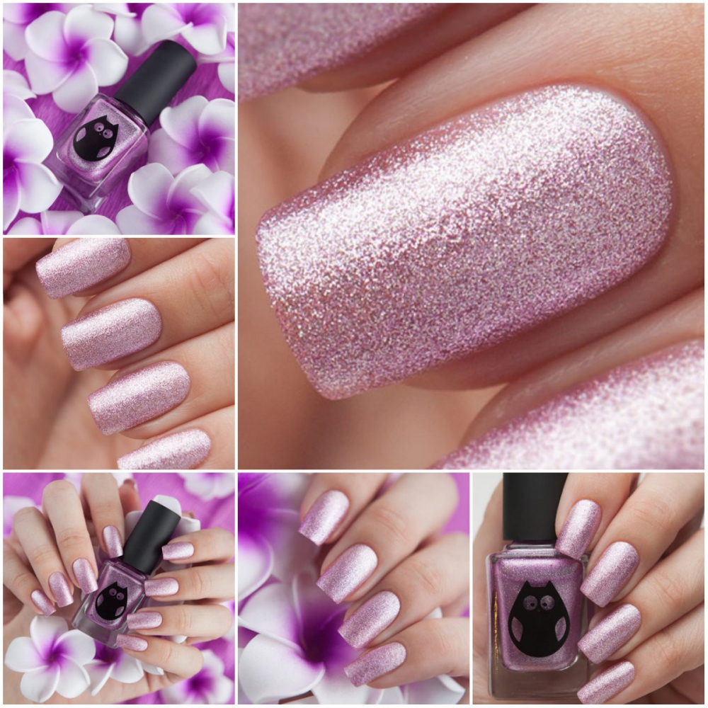 Lilac varnish
