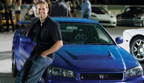 """""""Fast and Furious"""" by Paul Walker"""