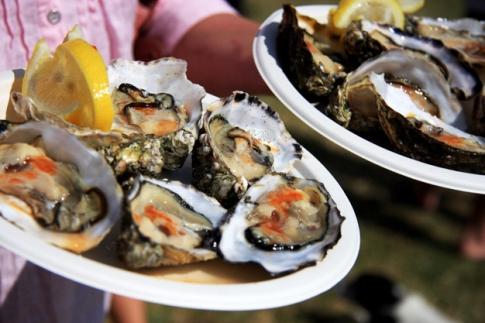 Oyster Festival in Mexico
