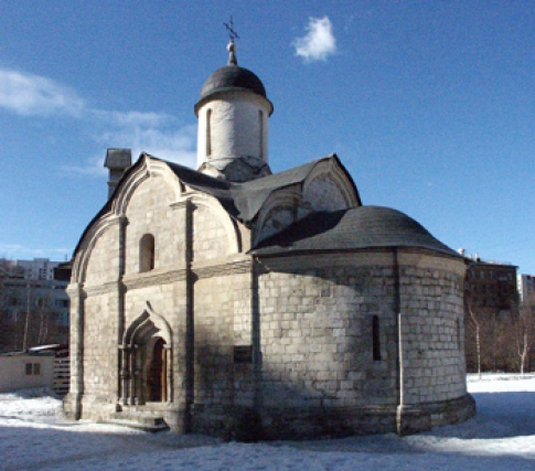 Churches and temples, their architecture_2