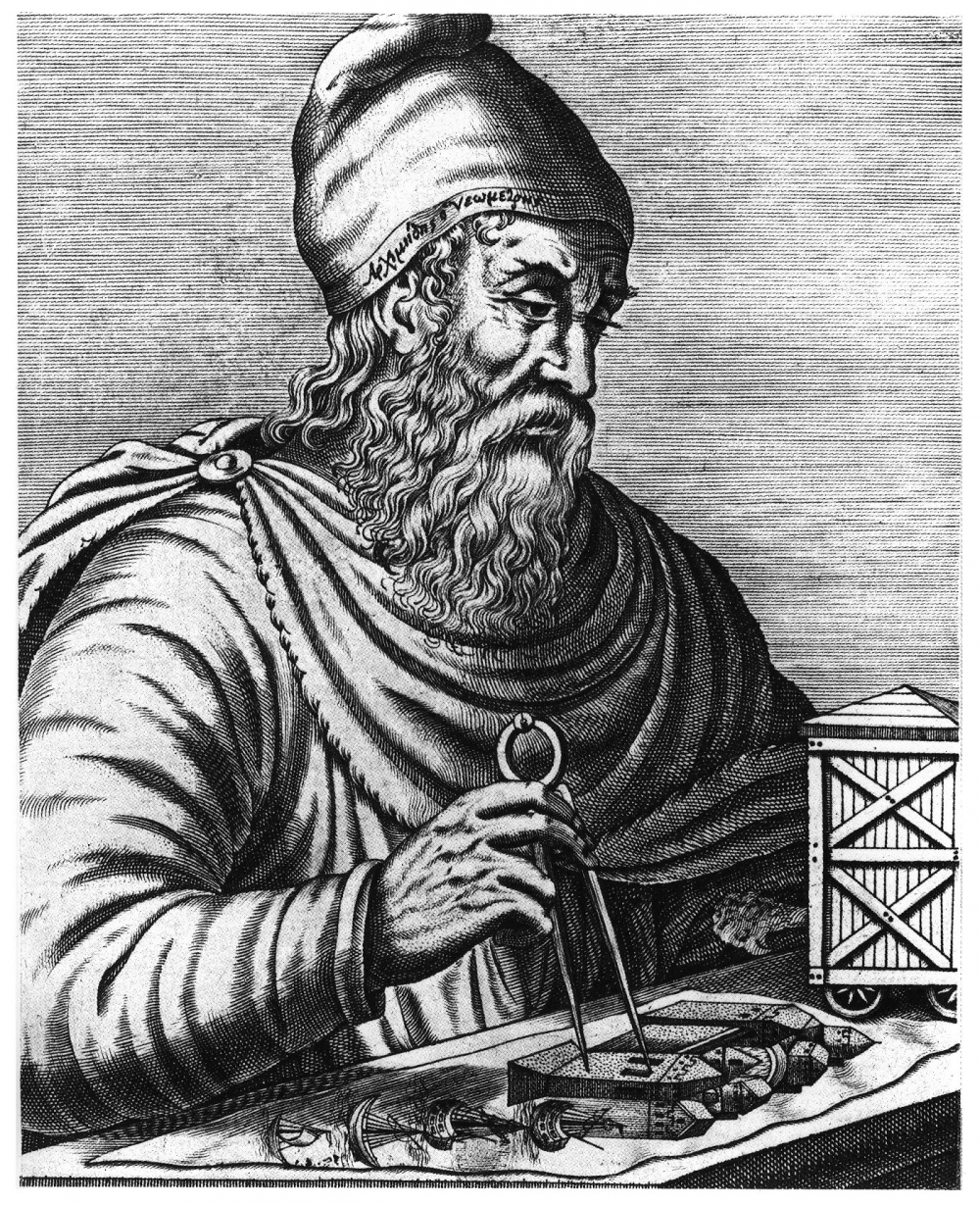 Archimedes - Ancient Greek scientist