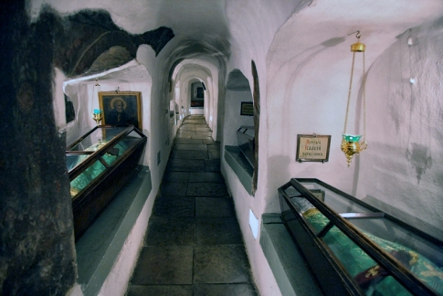 Kiev-Pechersk Caves