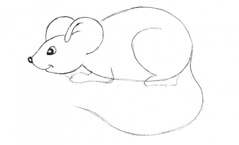 How to draw a mouse_4