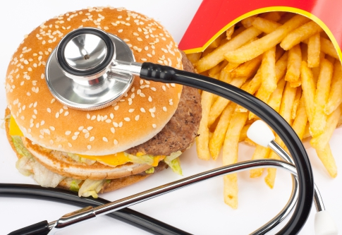Fast food and nutritional supplements