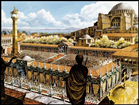 Ancient Constantinople