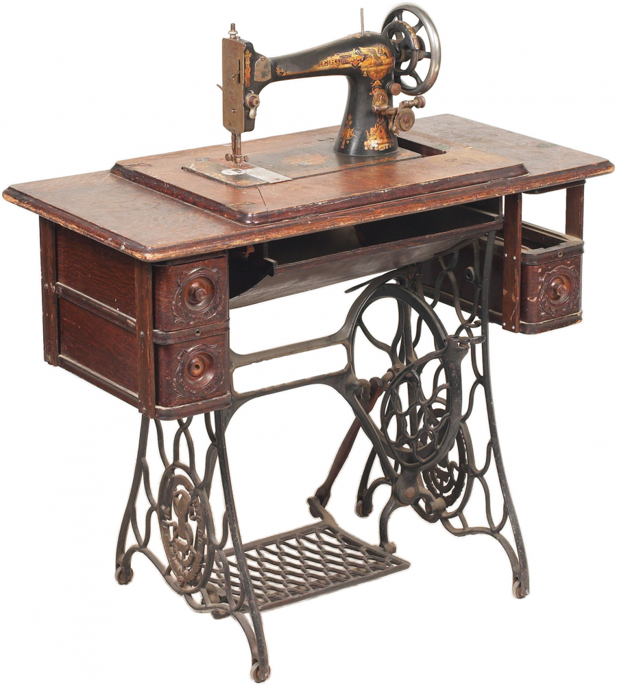 Sewing machine USSR