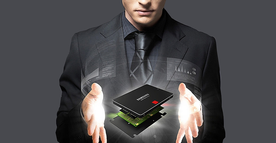 Servers on ssd drives