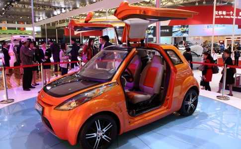 Geely IC Concept