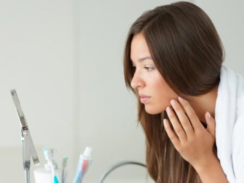 How can I get rid of acne