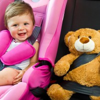 How to take a child in the car - games for children of different ages