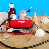 What should be in the first-aid kit - what medicines to take on the road