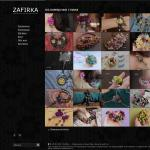 """ZAFIRKA"" - copyright jewelry and jewelry"