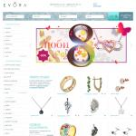 """""""Jewelbox"""" - a web resource for the sale of jewelry"""