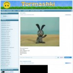 """""""Tormashki"""" - an entertaining site with a large collection of jokes"""
