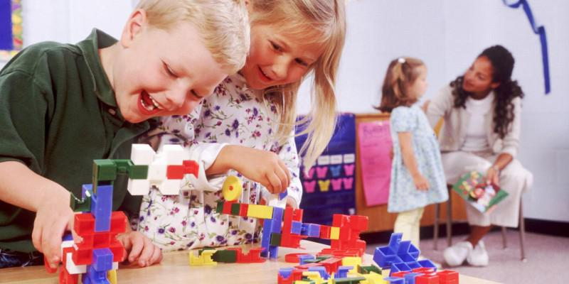 Pre-school education in different countries